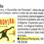 Curupira: O guardião da floresta – clipping